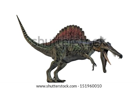 Spinosauridae Stock Photos, Images, & Pictures | Shutterstock