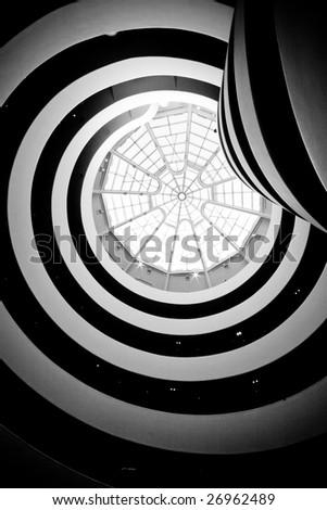 Spiral - stock photo