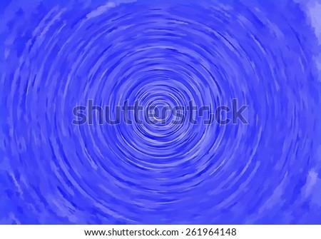 Spiral art background. - stock photo