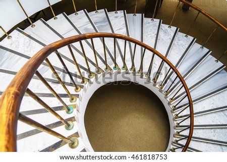 spiral staircases architectural element