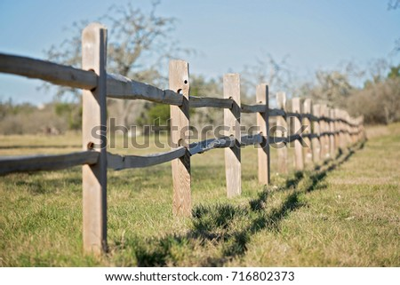 Post And Rail Fence Stock Images, Royalty-Free Images & Vectors ...