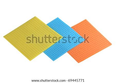sponges - stock photo