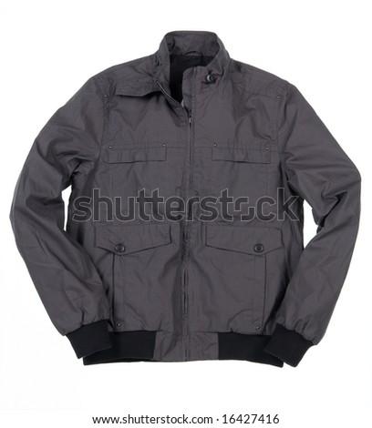 sports jacket - stock photo