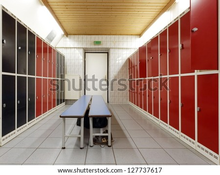 Sports Locker Room Stock Images, Royalty-Free Images & Vectors ...