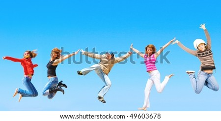 sporty style - stock photo