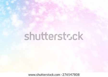 spotted lights on textured background - rainbow colors  - stock photo