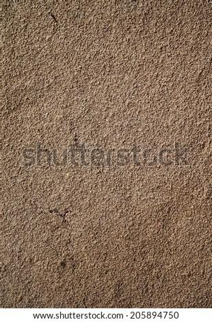 Spray pattern on wood surfaces. - stock photo