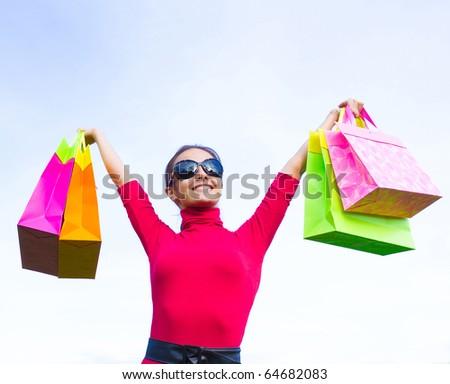 Spree Expression Beauty - stock photo