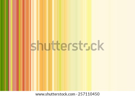 Spring Colors in Digital Strips by One Pixel. White, Pink, Green, Turquoise. illustration. Seamless Abstract Background pattern - stock photo