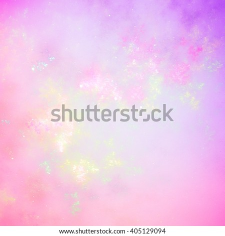 Spring, easy and cheerful abstract background. Texture of soft pink, with glare sparkles golden pearl tones
