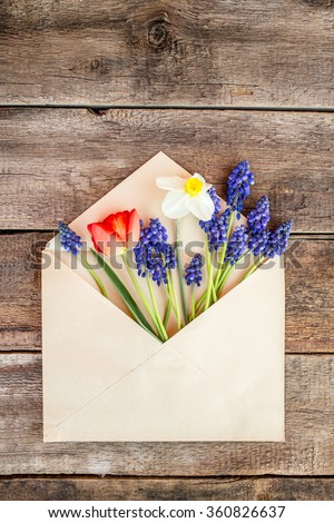 Spring flowers. March 8th, mother's day, valentine's day, International Women's Day, congratulate