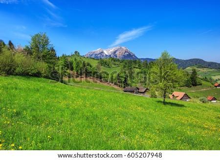 Nidwalden Canton Stock Images RoyaltyFree Images Vectors