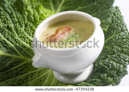 Sprouts soup