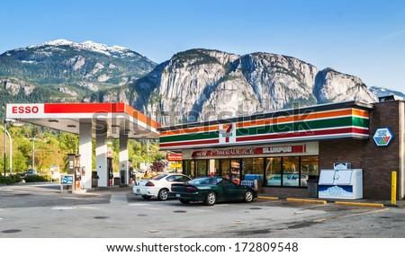 Squamish Food Stores