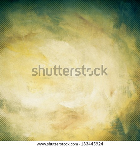 Square frame abstract texture background design, illustration