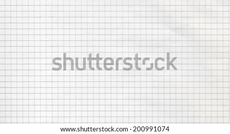 square lined paper pattern - stock photo