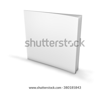 Paperback stock images royalty free images vectors shutterstock square paperback brochure with blank cover template illustration pronofoot35fo Images