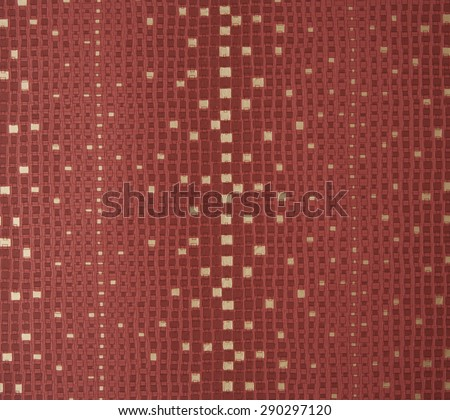 square pattern background - stock photo