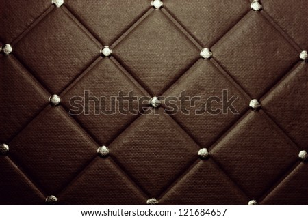 Square pattern decoration paper