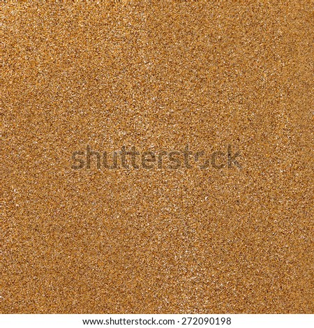 Square seamless sand texture and background - stock photo
