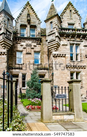 St Andrews University Stock Images, Royalty-Free Images ...