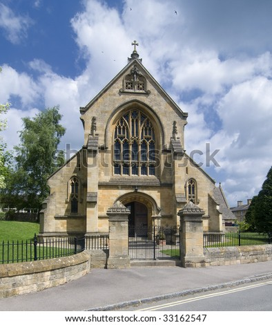 St Catharine's Roman Catholic Church on Lower High Street, in Chipping Campden,England