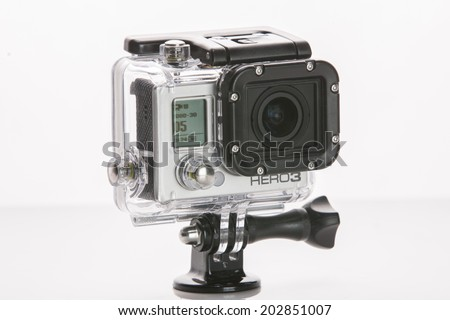 Gopro Hero Stock Images Royalty Free Images Vectors Shutterstock
