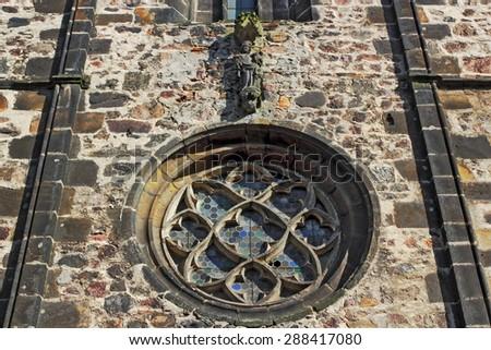 St Mary Church - stock photo