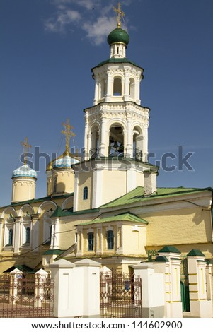 St. Nicholas Cathedral in Kazan