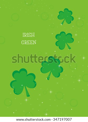 St. Patrick's Day - Irish Green