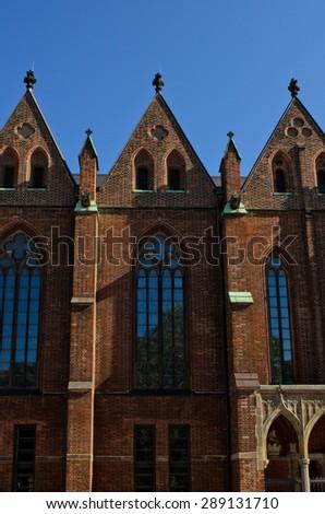 St. Peter Church in Hamburg, Germany - stock photo