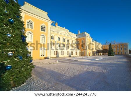 St. Petersburg - stock photo