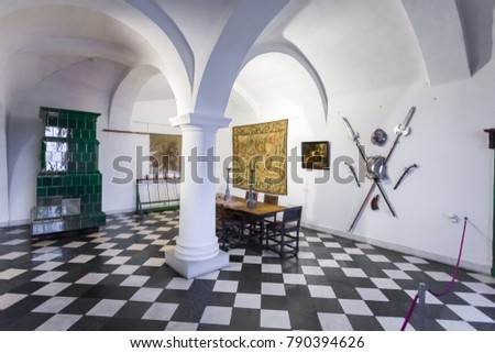 STPETERSBURG RUSSIA DECEMBER 31 2017 Menshikov Stock Photo Royalty