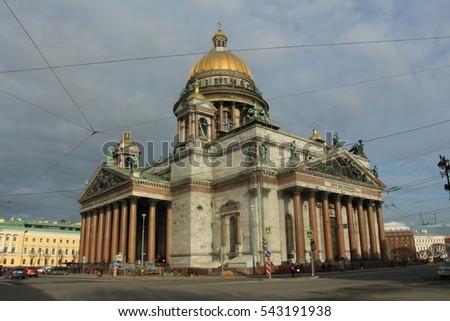 St. Petersburg, St. Isaac's Cathedral