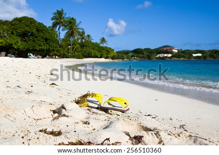 St, Thomas Virgin Island - stock photo