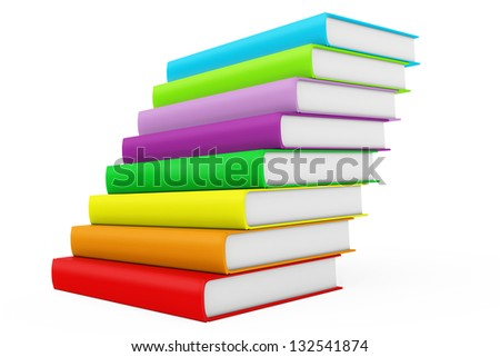 stack of books is a desire for knowledge