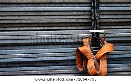 Tie Down Straps Stock Images Royalty Free Images