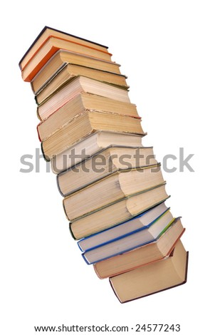 Stack of old Books 3