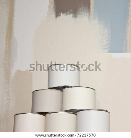 wall paint samples stock images royalty free images. Black Bedroom Furniture Sets. Home Design Ideas