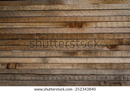 Stacked wood pine timber for furniture production and construction