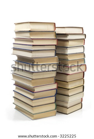 stacks of book