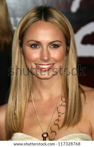 "Stacy Keibler at the Los Angeles Premiere of ""The Number 23"". The Orpheum Theater, Los Angeles, CA. 02-13-07"