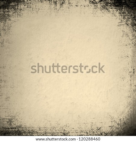 stained paper - stock photo