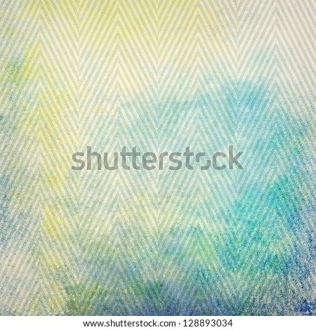 stained paper with stripes pattern - stock photo