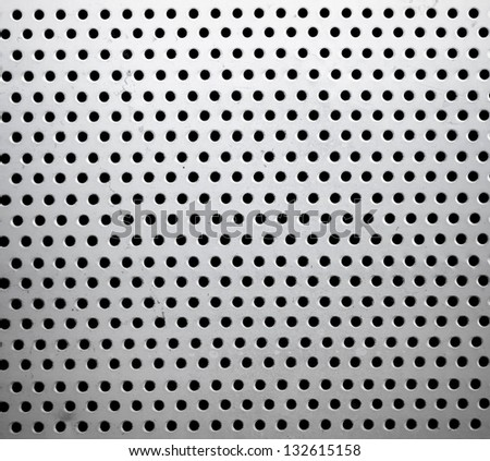 stainless background and texture technology for design - stock photo