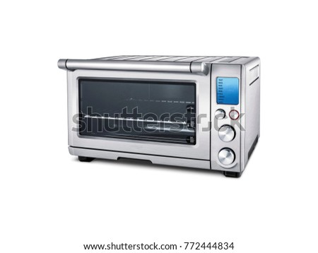 stainless oven toaster