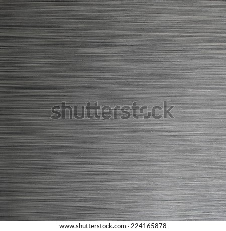 Stainless steel dark texture abstract background - stock photo