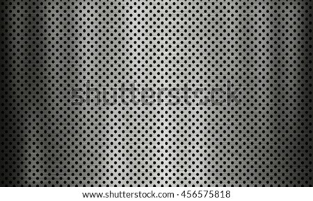 Stainless steel or background