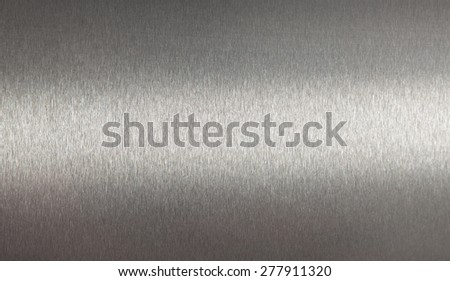 Stainless Steel Real Texture. - stock photo