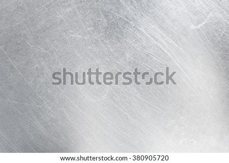 Stainless steel texture - stock photo